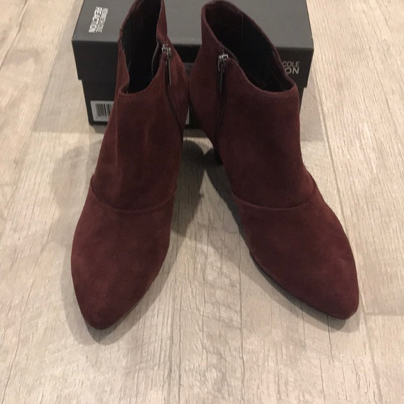 Kenneth Cole Ankle Reaction Schuhes   Ankle Cole Stiefel Größe 8 New   Poshmark 1f89d9